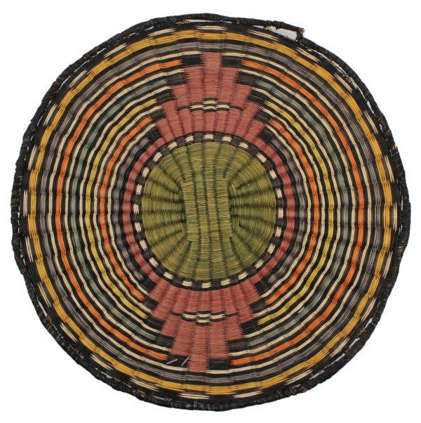 Hopi Handmade Wicker Plaque