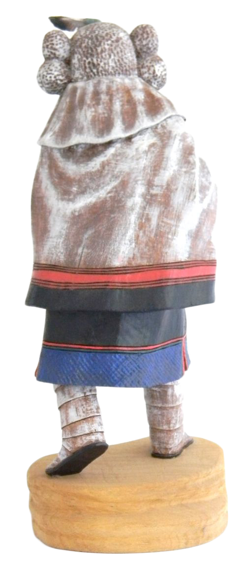 Cold Bringing Woman Hopi Kachina
