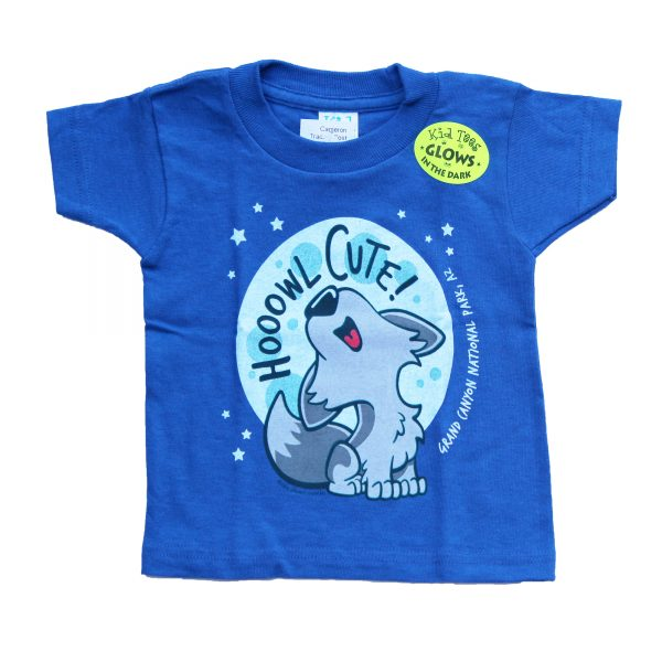 Infant Grand Canyon Howl Cute T-shirt