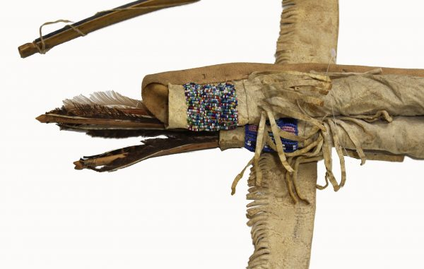 Sioux Child's Bowcase and Quiver