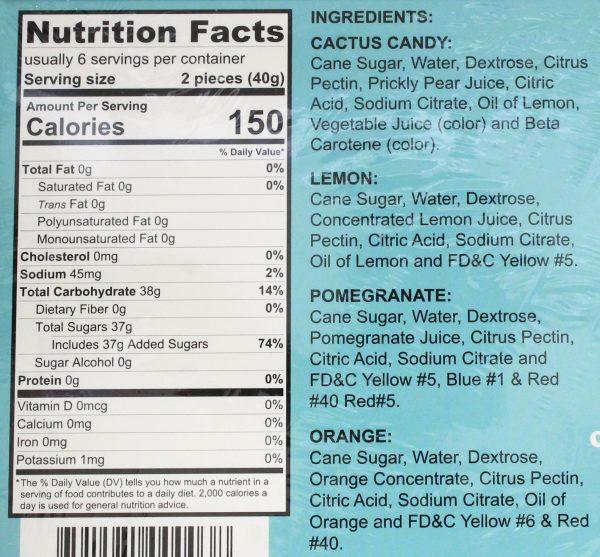 Arizona's Finest Southwest Candy Sampler