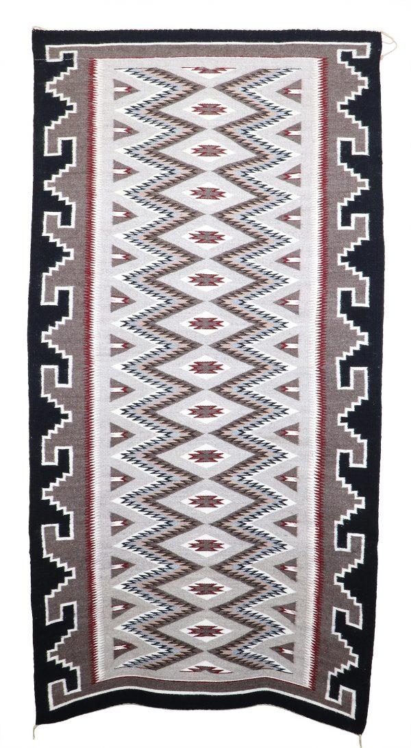 Navajo Handwoven Teec Nos Pos Rug