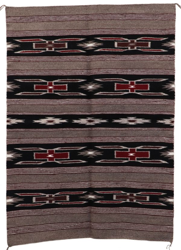 Navajo Handwoven Wide Ruins Rug