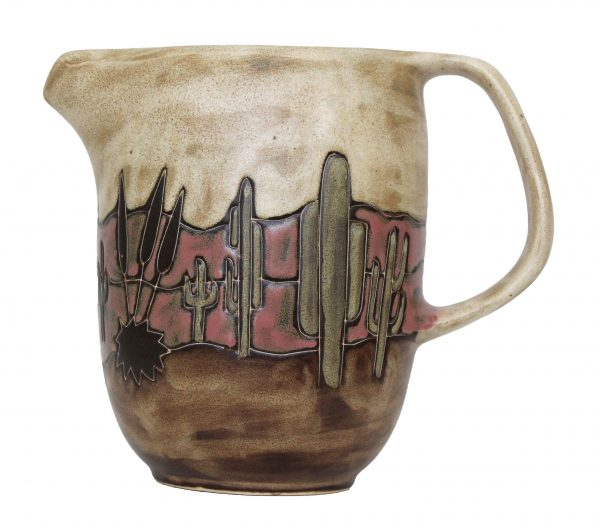 Mara Cactus Water Pitcher