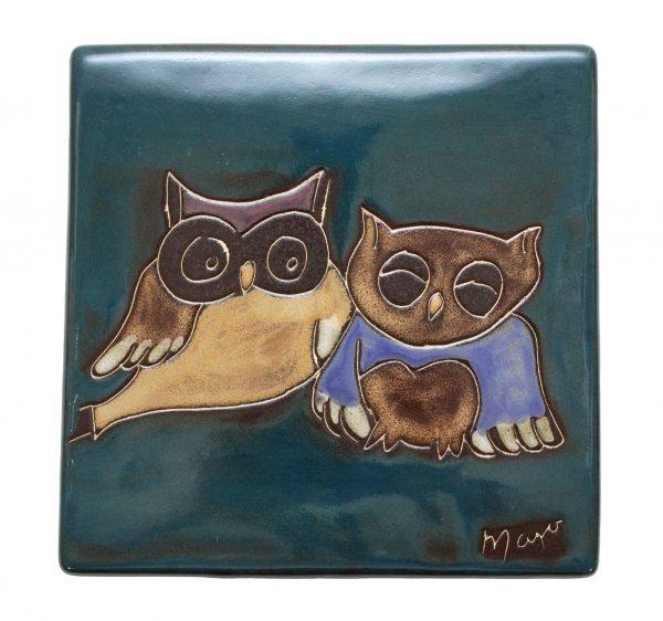 Mara Owls Trivet