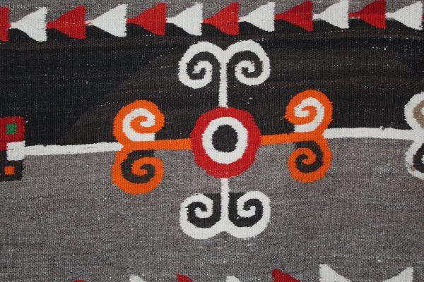 Navajo Bisti Pictorial Rug