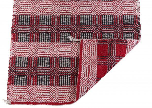 Double Saddle Blanket