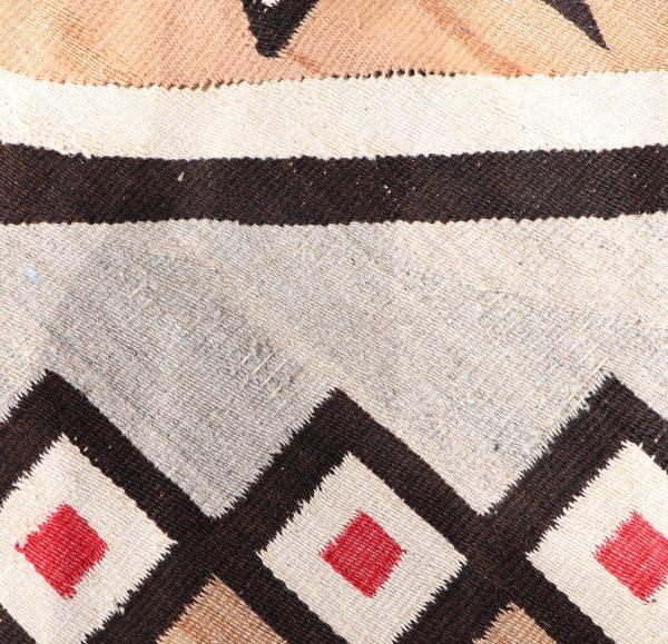 Antique Navajo Rug - A1575