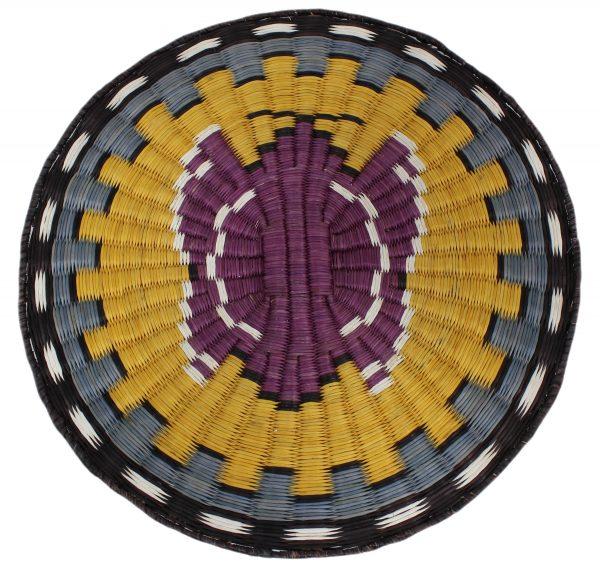 Hopi Wicker Plaque