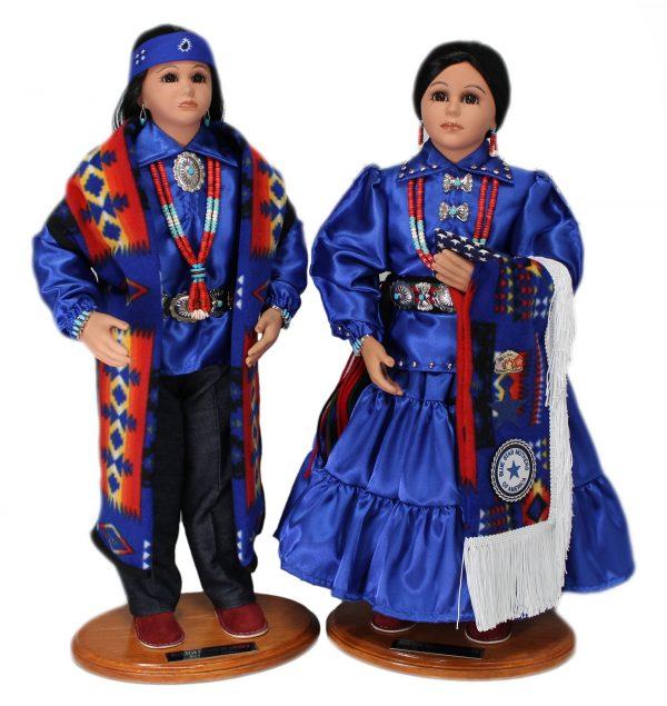 Cheryl Yazza Veteran Doll Collection