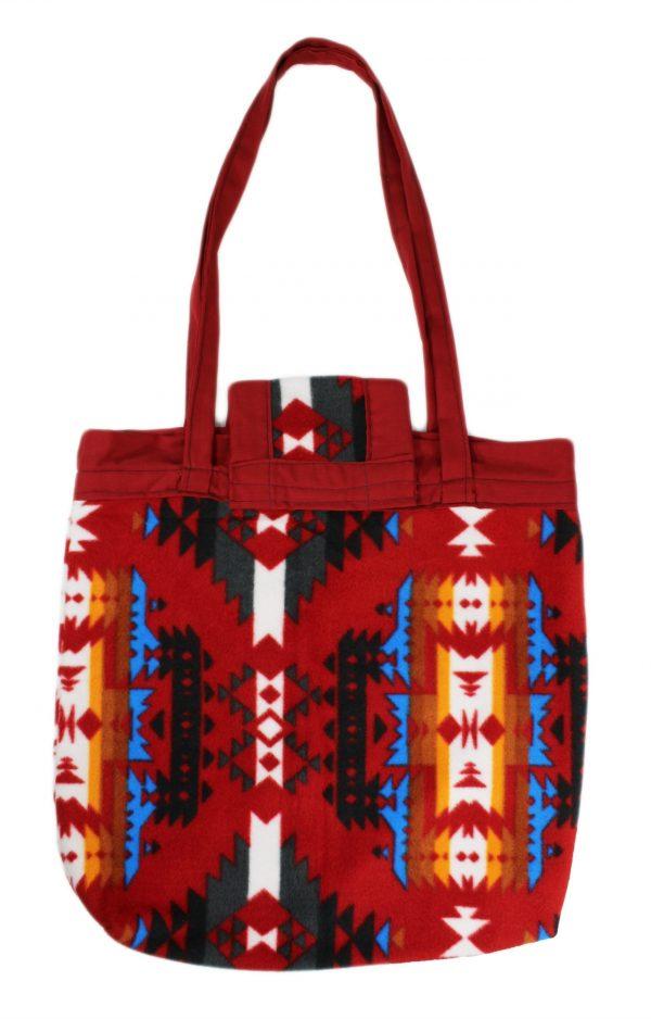 Fleece Handbag