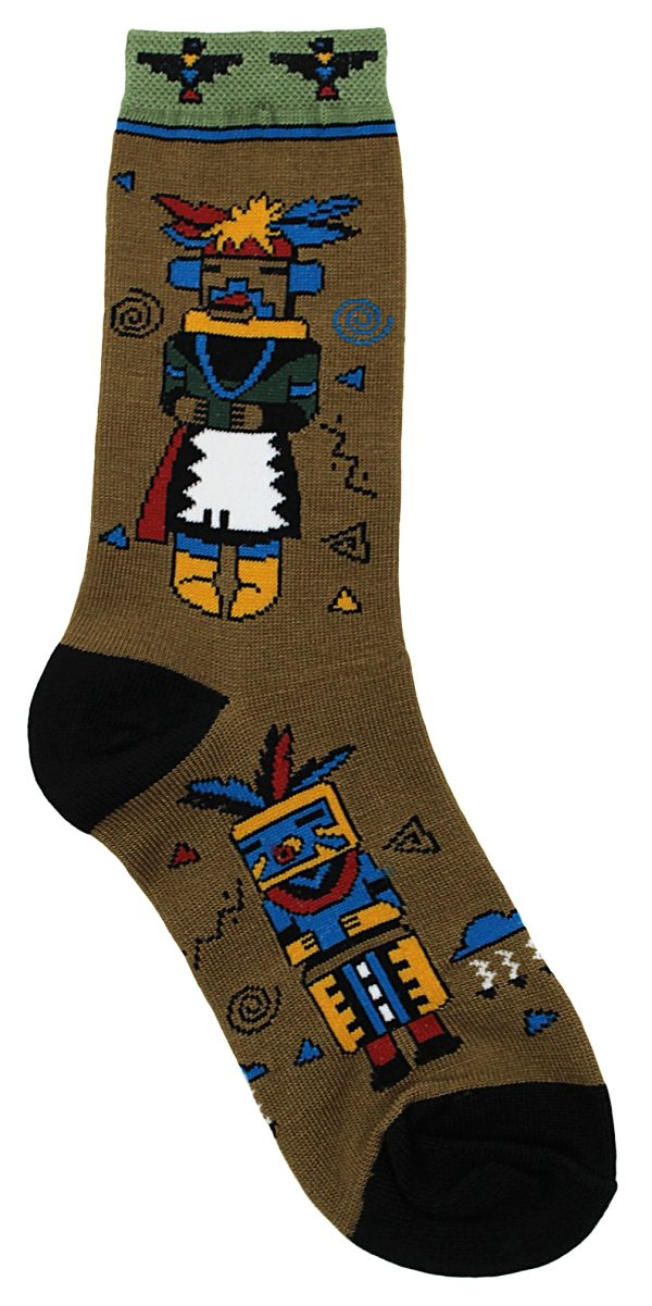 Kachinas Socks