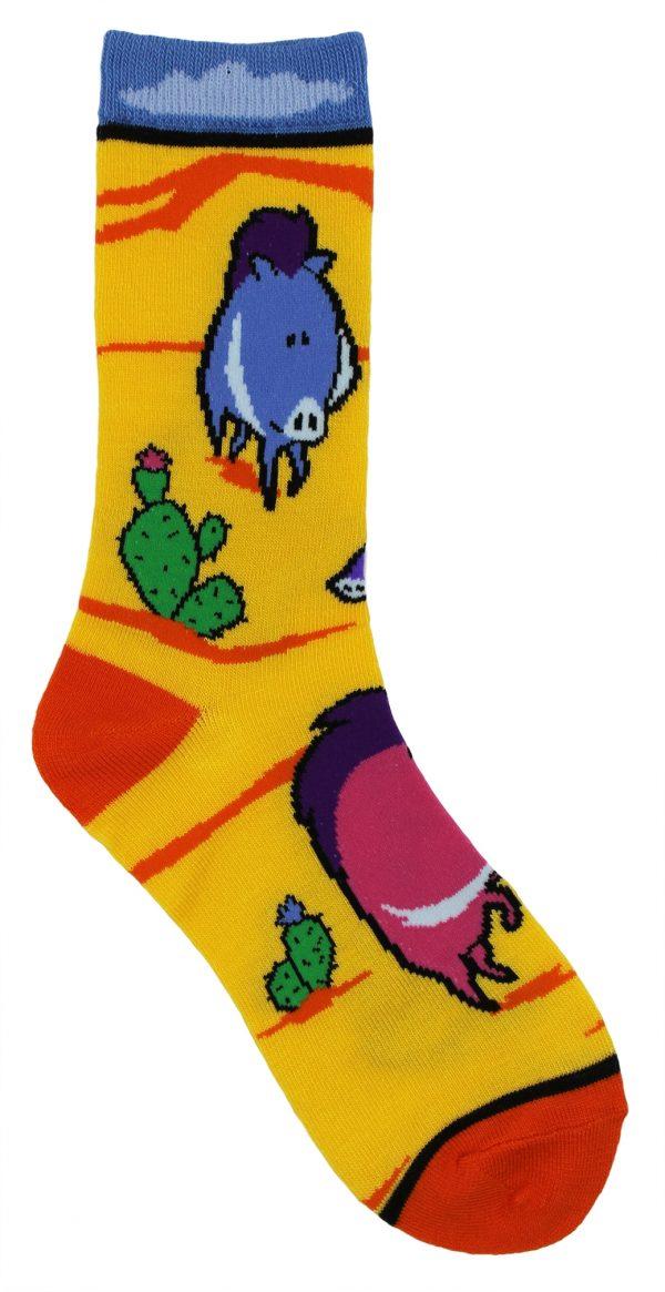 Javelina Socks