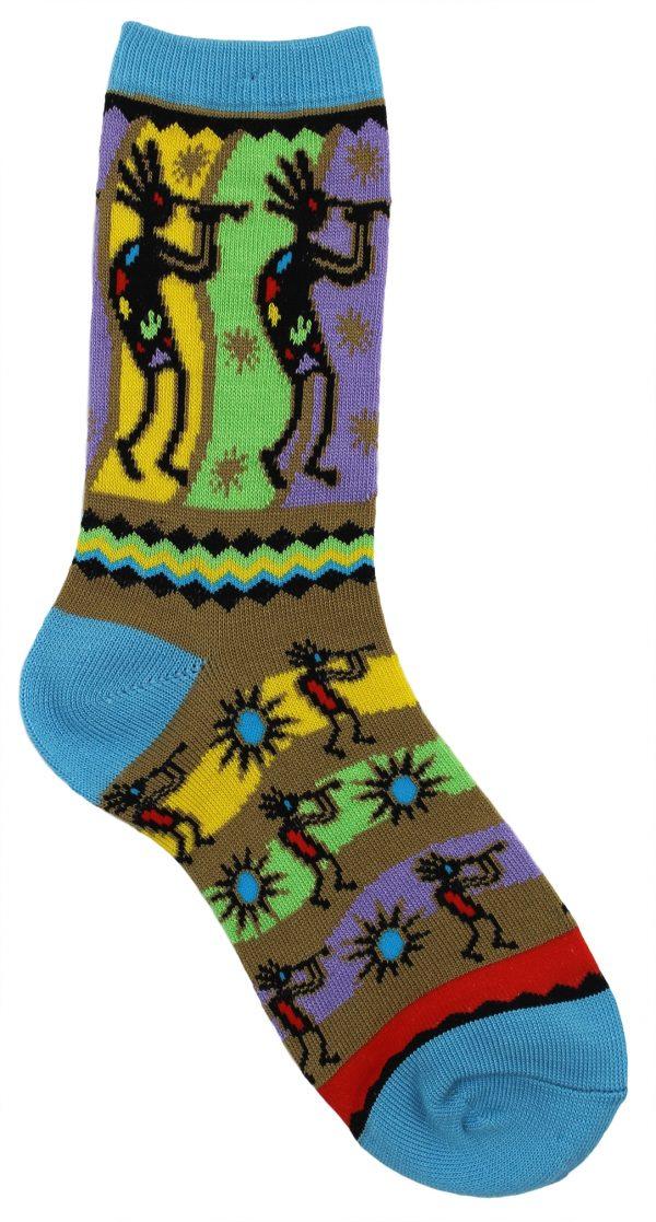 Kokopelli Socks