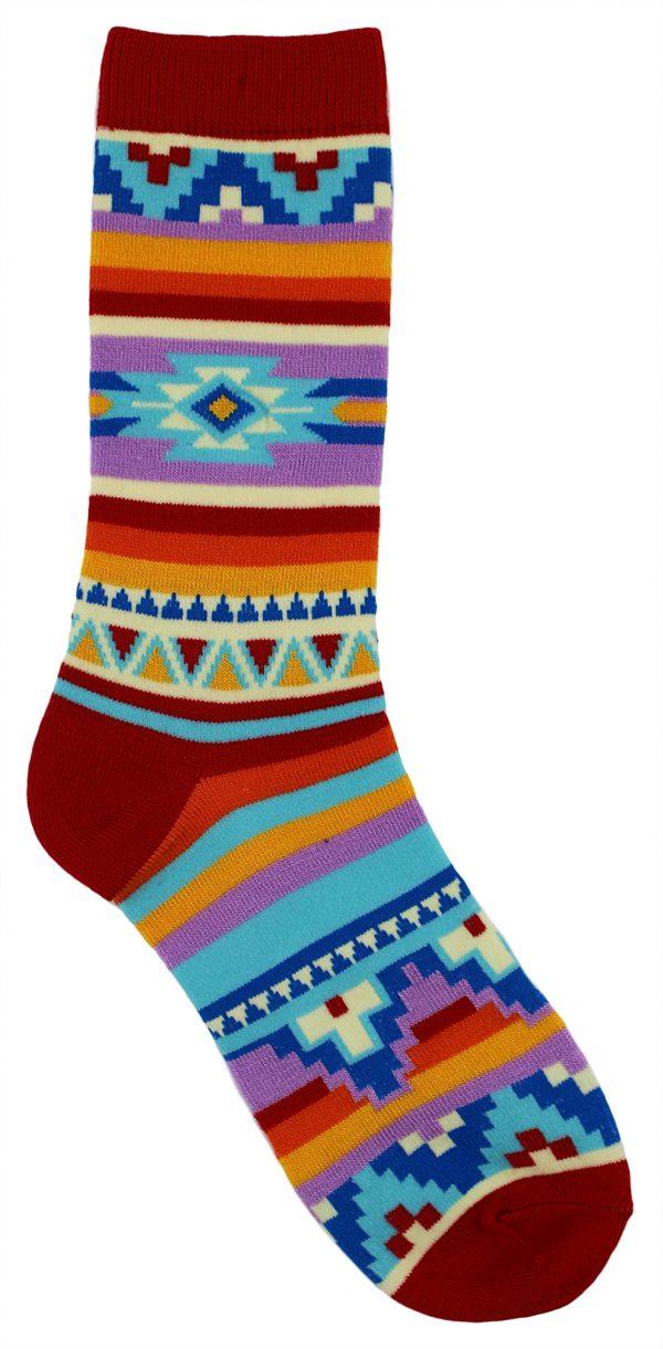 Bright Blanket Socks