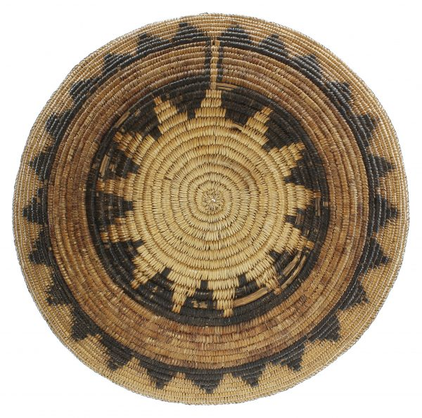 Navajo Ceremonial Wedding Basket