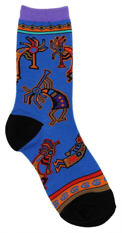Kokopelli Tune Socks