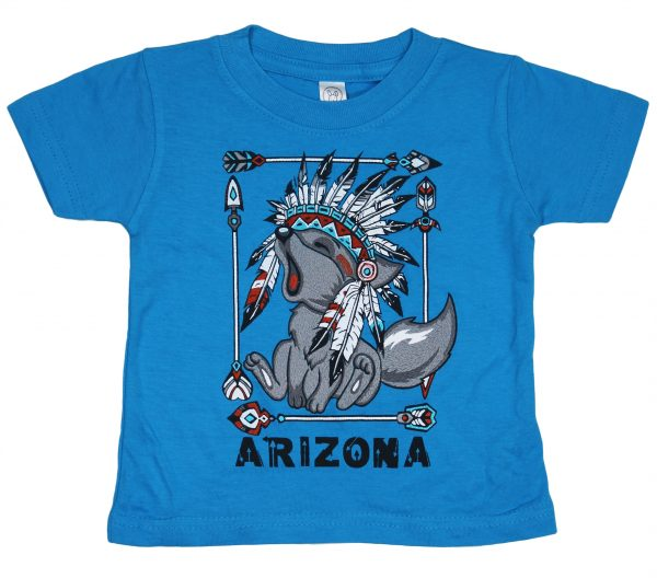 Infant Arizona Chief Howler Coyote T-shirt