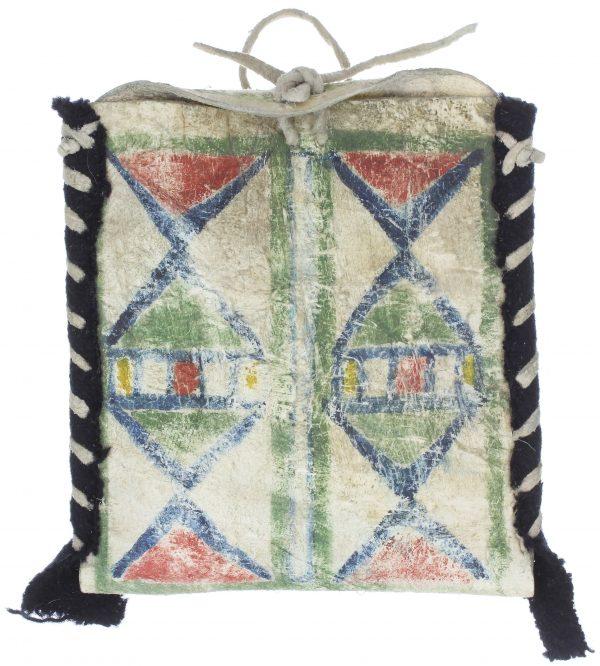 Native American Parfleche Bag