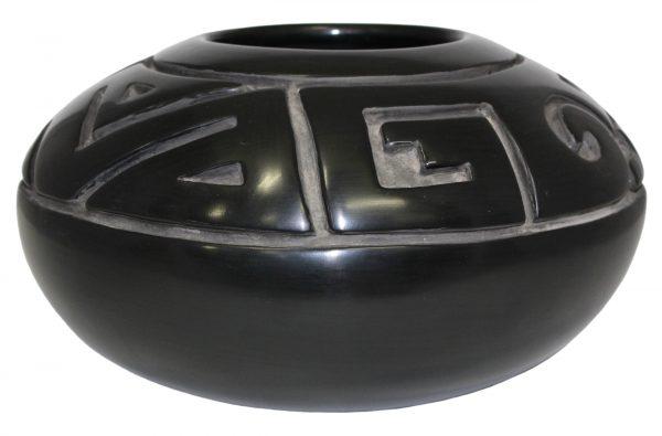 Margaret Tafoya Santa Clara Blackware Pottery