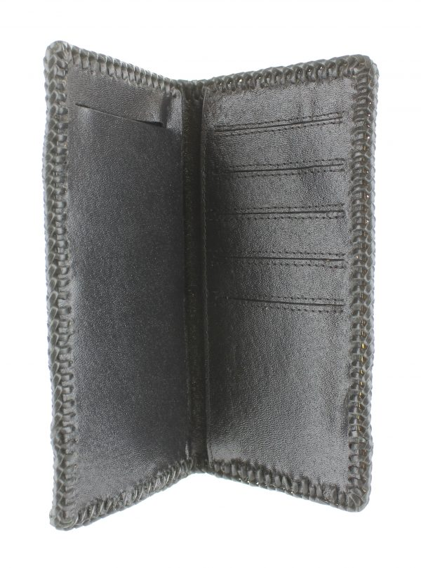 Hand Tooled Leather Billfold