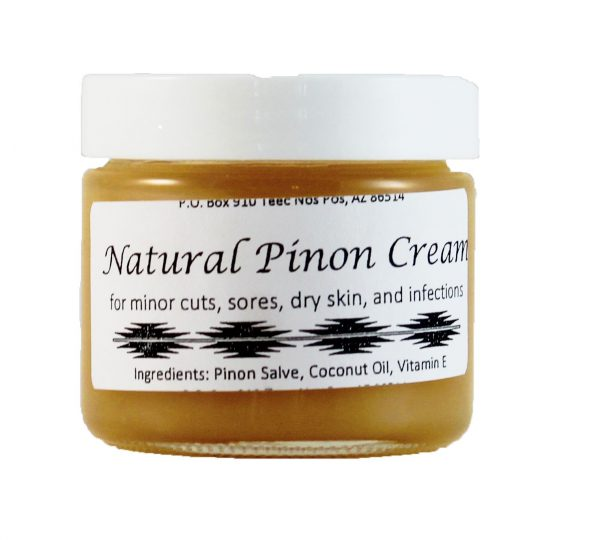 MEDIUM NATURAL PIÑON CREAM