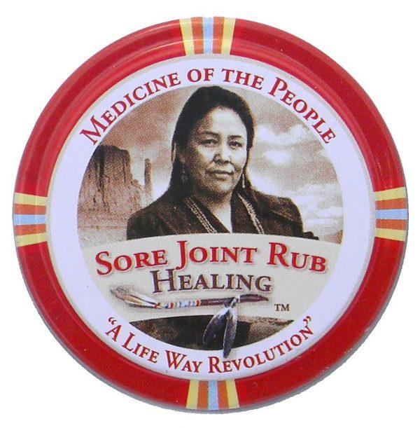 Sore Joint Rub