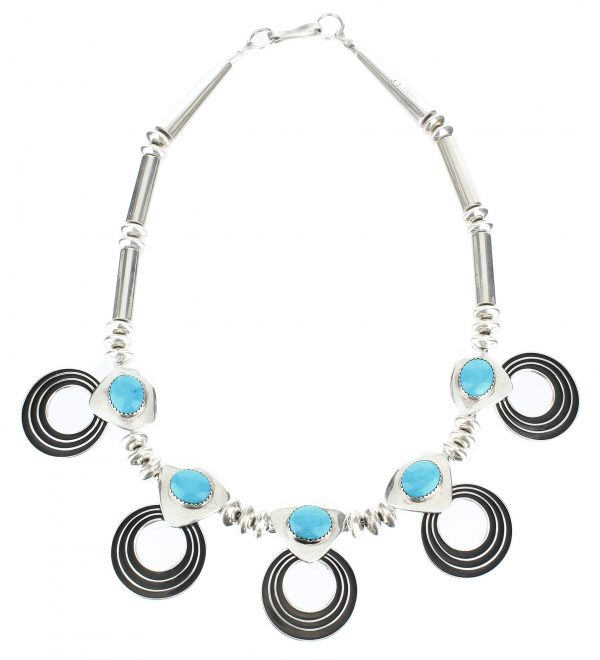 Jack Tom Navajo Necklace
