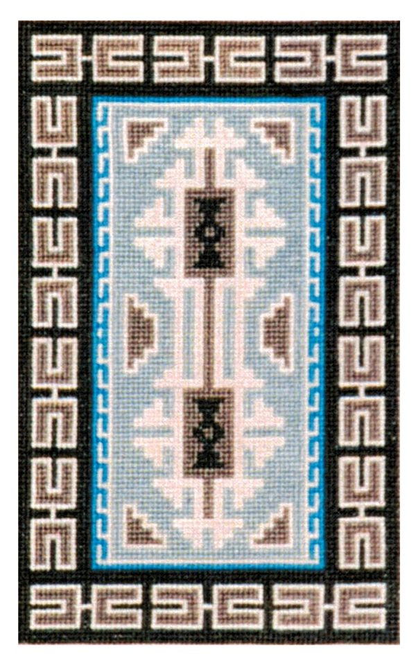 COUNTED CROSS STITCH KIT TEEC NOS POS