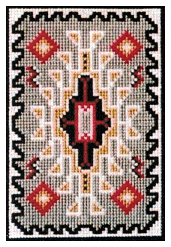 COUNTED CROSS STITCH KIT KLAGETOH III