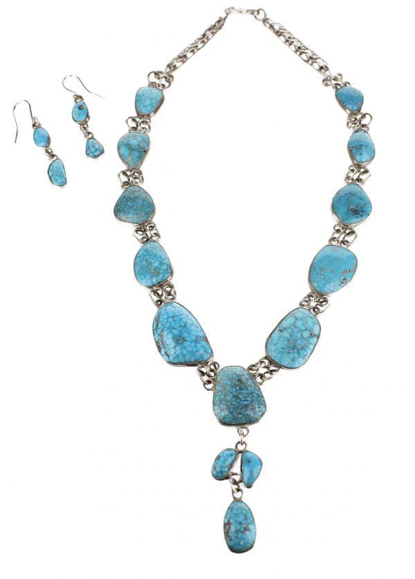 Smokey, Navajo Necklace Set