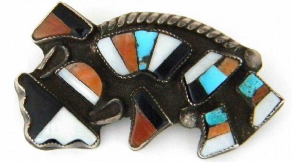 OJ569 - Zuni Pin