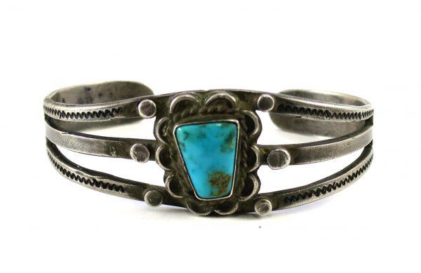 OJ773 - Vintage Harvey Navajo Bracelet