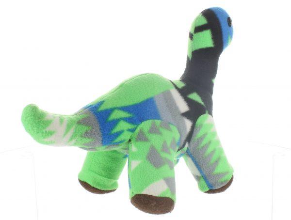 Navajo Handmade Plush Dino