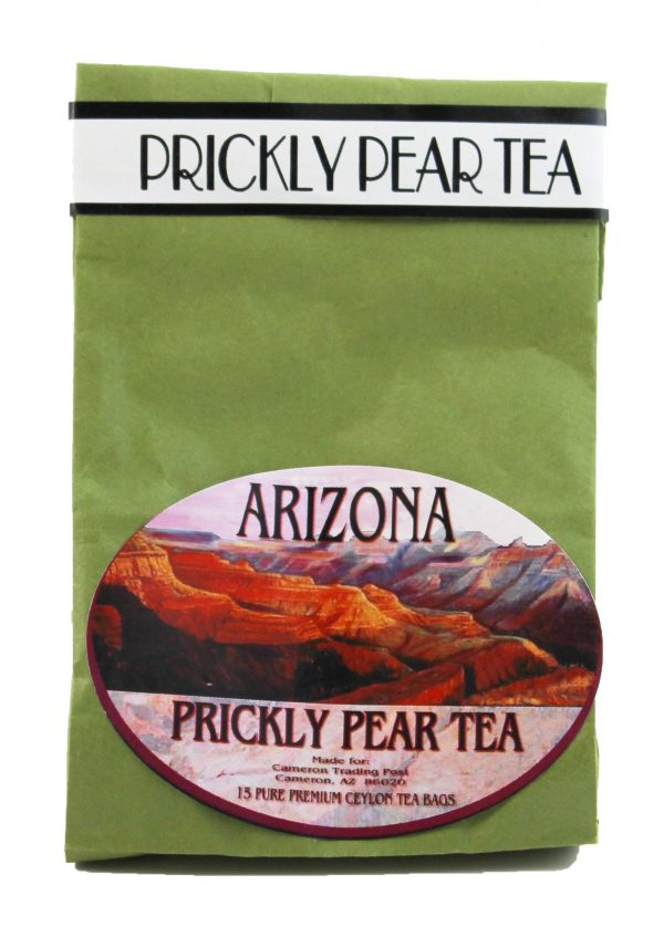 Arizona's Prickly Pear Tea