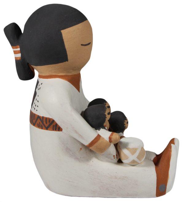 Isleta Pueblo Storyteller
