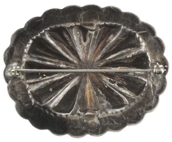 Old Pawn Navajo Pin