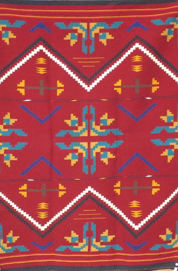 Navajo Handwoven Chief Rug