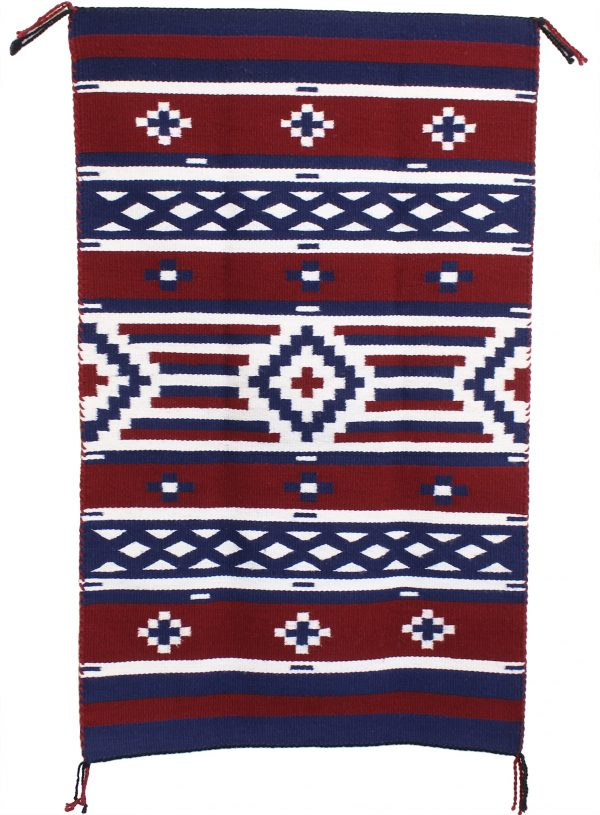 Navajo Handwoven Chief Revial Rug