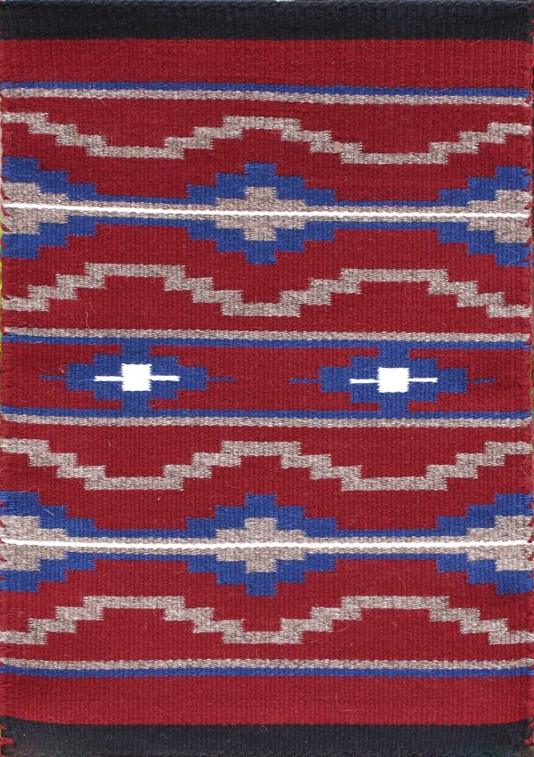 Navajo Handwoven Chief Revival Rug