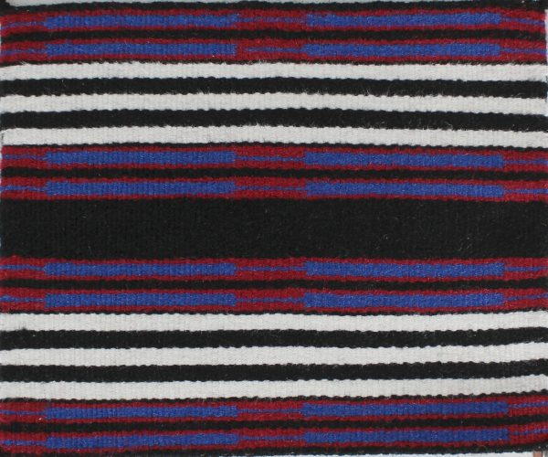 R18115 - Navajo Handwoven Miniature Second Phase Chief