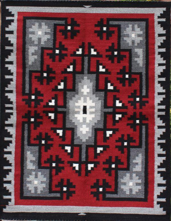 Handwoven Ganado Rug