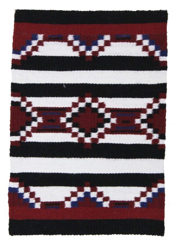 Navajo Handwoven Chief Revival Rug by Virginia Yazzie