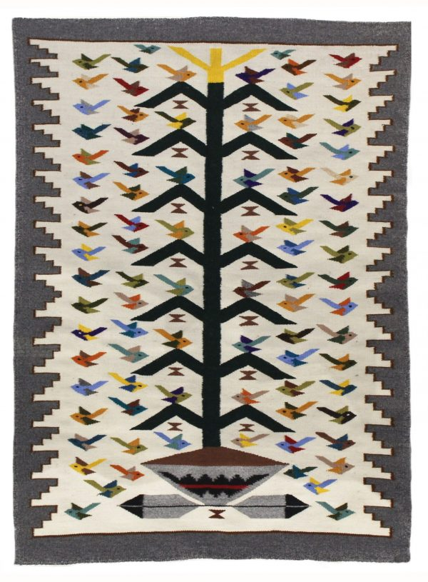Wenora Joe, Tree of Life Rug