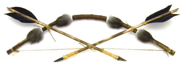 Bow & Arrow Replica