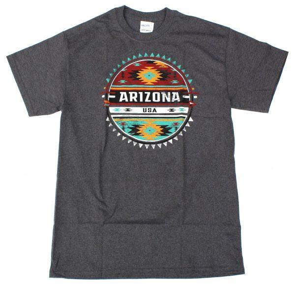 Arizona Half Print T-Shirt