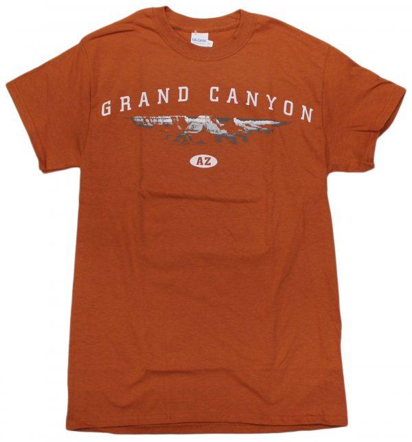 Grand Canyon Block Fade T-Shirt