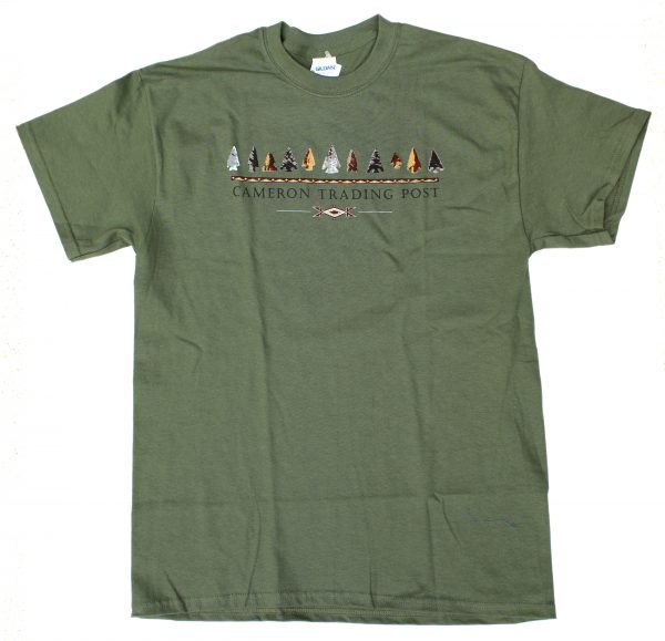 Cameron Arizona Arrowhead Band T- Shirt