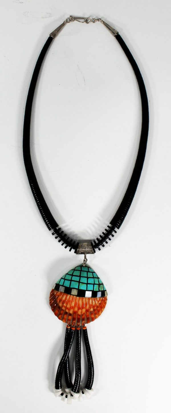 Jimmy Calabaza Handmade Santo Domingo Necklace