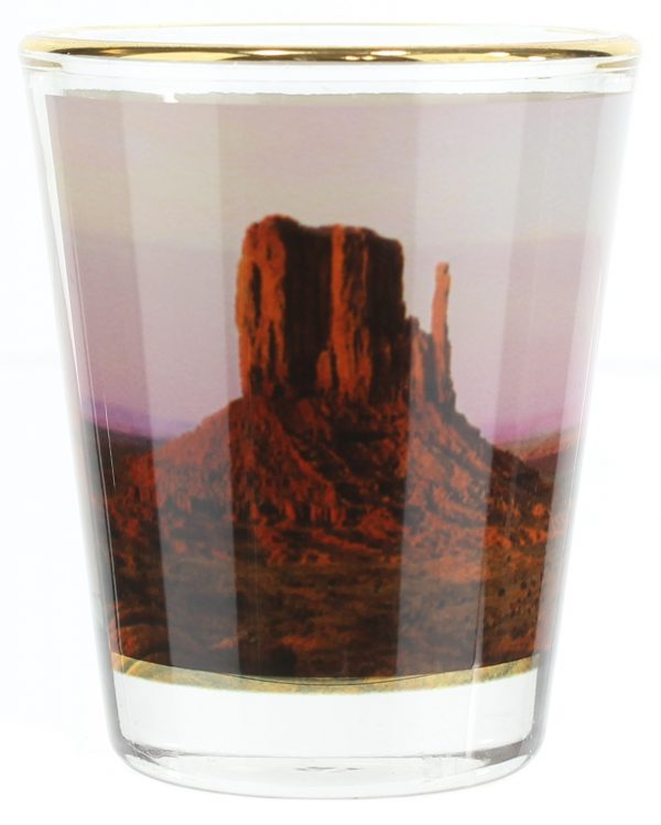 Monument Valley Shot Glass